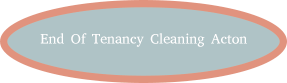 Cleaning Acton – Cleaning Services in Acton, London
